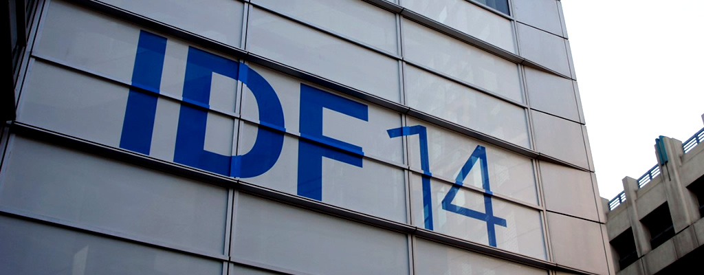 IDF14 – Intel Developer Forum 2014 – San Francisco