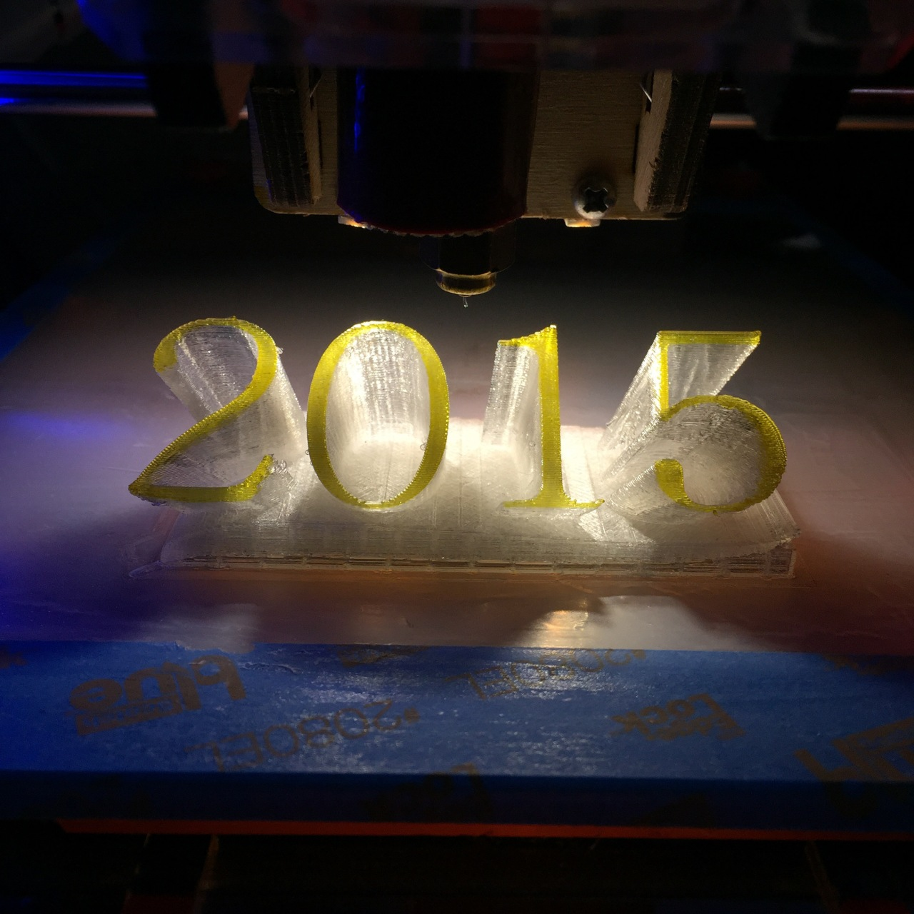 Happy New Year – What's in store for2015.
